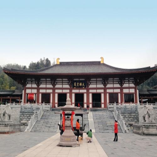 中国最具代表性的佛教的寺庙雕刻