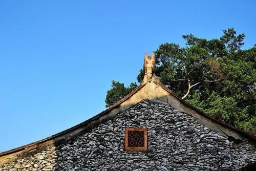 蟳埔蚝壳厝 是泉州的传统特色建筑