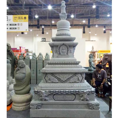 寺庙佛塔石雕