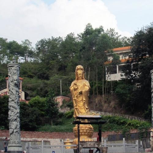 广东兴宁市和山寺工程案例