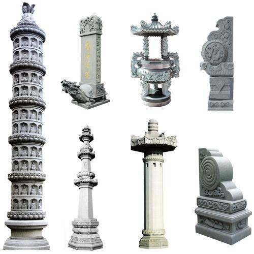 寺庙雕刻构件
