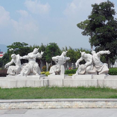 武汉公园雕塑