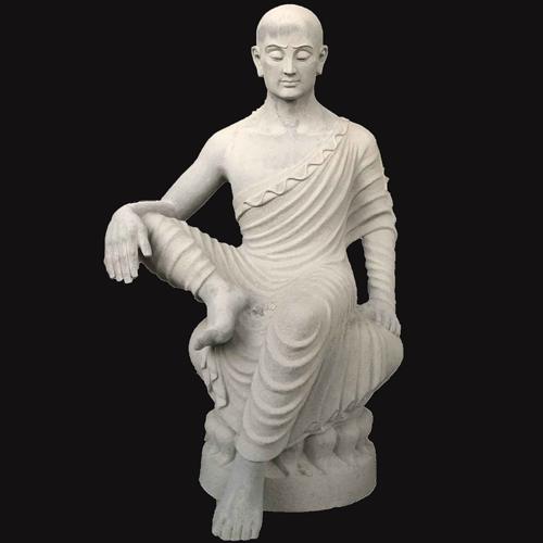 寺庙雕刻人物佛像