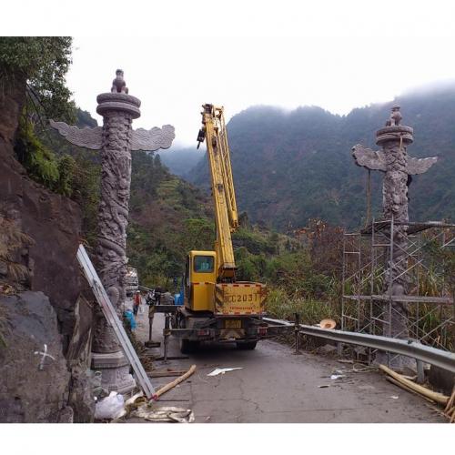 石柱GD-A002-10