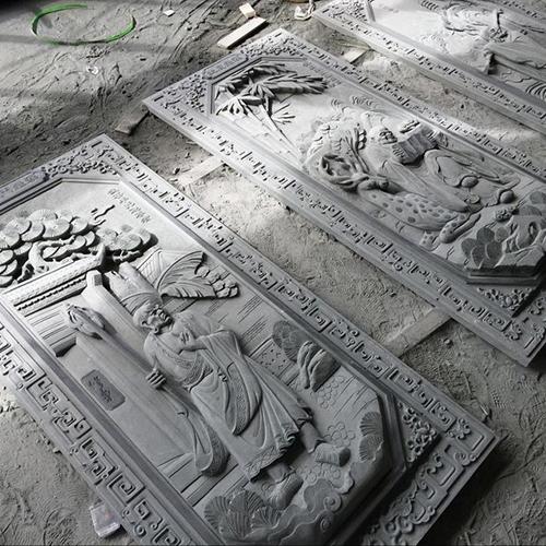 十八罗汉浮雕5