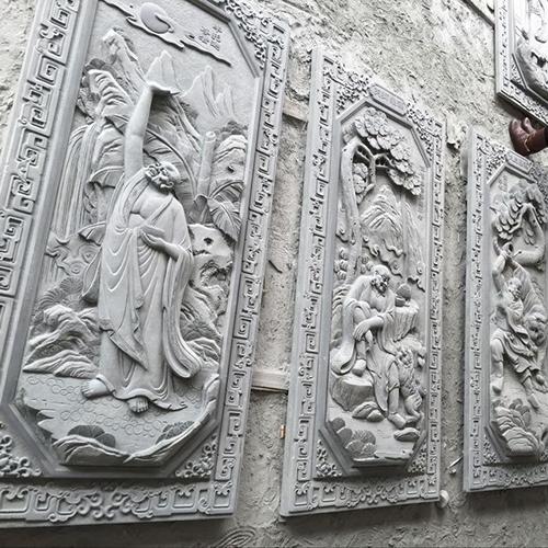 十八罗汉浮雕7