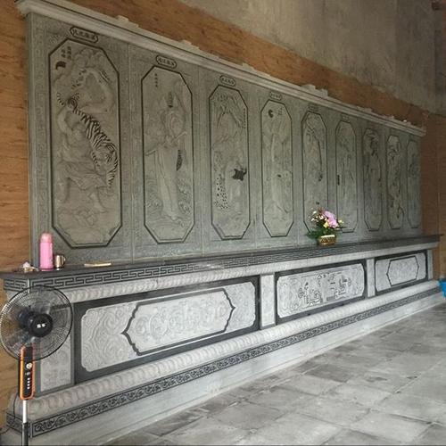 十八罗汉浮雕11