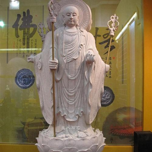 地藏王佛像-4