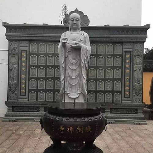 地藏王佛像-5