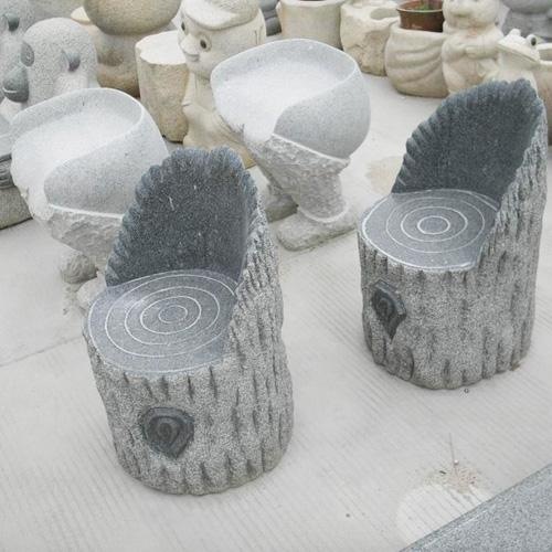 园林景观石椅-7