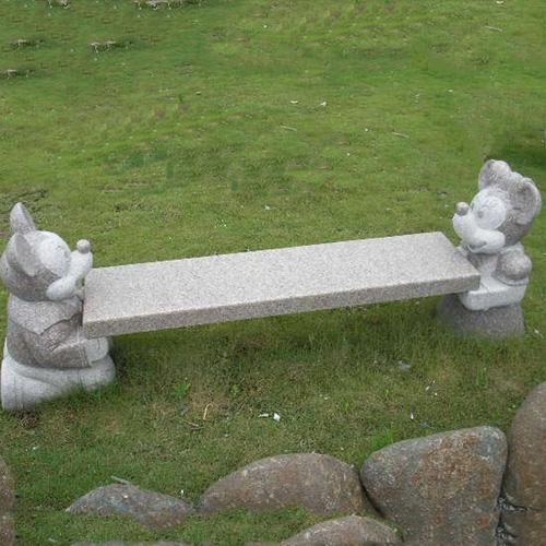 园林景观石椅-12