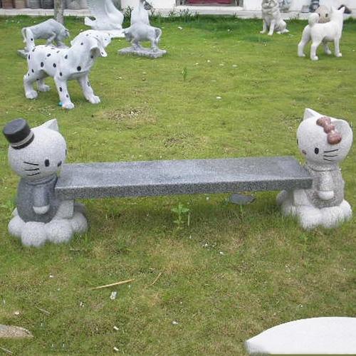 园林景观石椅-13