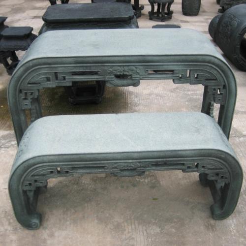 园林景观石椅-17