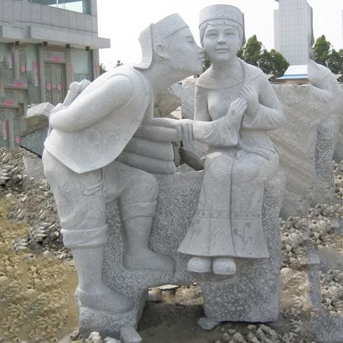 城市广场雕塑-1