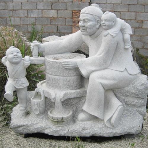 城市广场雕塑-2