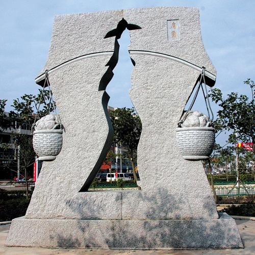 城市广场雕塑-3