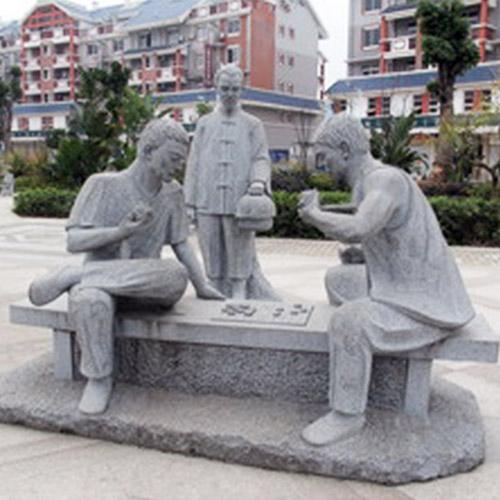 城市广场雕塑-8