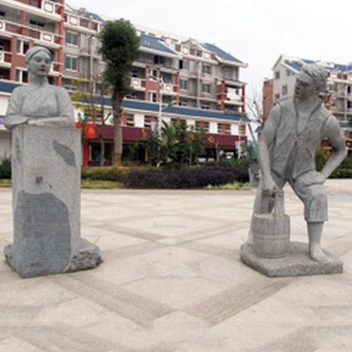 城市广场雕塑-9