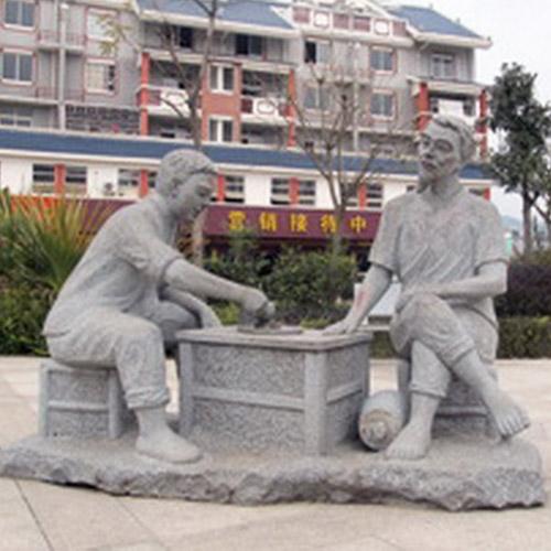 城市广场雕塑-10
