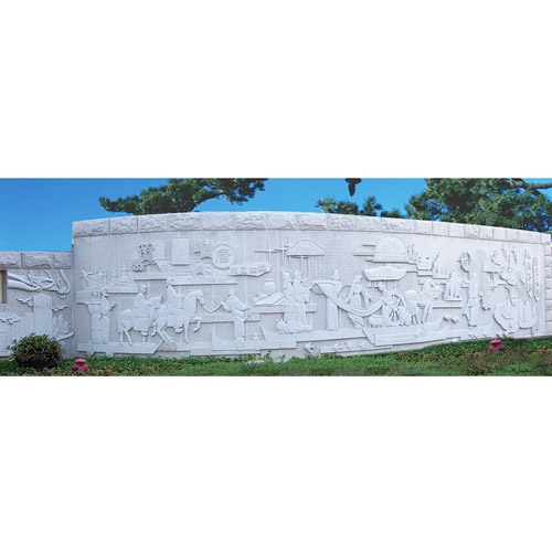 城市广场雕塑-12