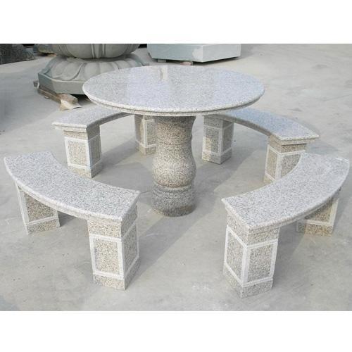 园林景观石桌椅