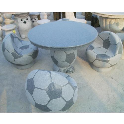 园林景观石桌椅-6