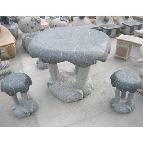 园林景观石桌椅-7